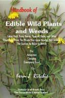 Handbook of Edible Wild Plants and Weeds