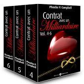 Contrat avec un milliardaire – Vol. 4-6