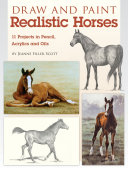 Draw and Paint Realistic Horses PDF
