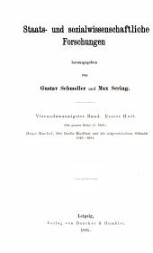 Der Grosse kurfürst und die ostpreussischen stände, 1640-1688