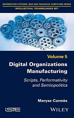 Digital Organizations Manufacturing PDF