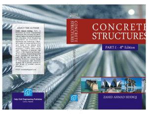 Concrete Structures  Part I PDF