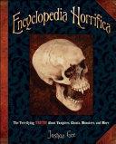 Download Encyclopedia Horrifica Book