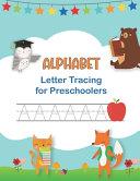 Alphabet Letter Tracing for Preschoolers
