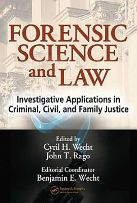 Forensic Science and Law PDF