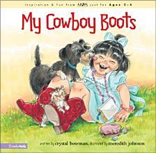 My Cowboy Boots PDF