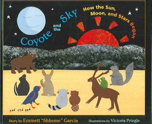 Coyote and the Sky