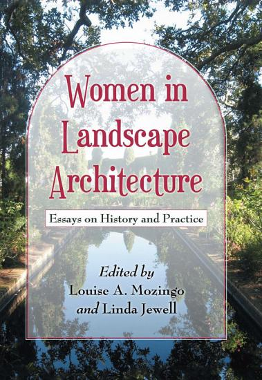 Women in Landscape Architecture PDF
