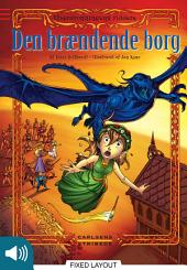 Elverdronningens riddere 3: Den brændende borg: Bind 3