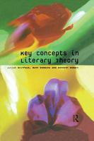 Key Concepts in Literary Theory PDF