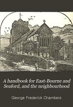 A handbook for East-Bourne and Seaford, and the neighbourhood