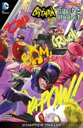 Batman '66 Meets the Green Hornet (2014-) #12