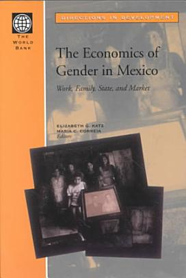 The Economics of Gender in Mexico PDF