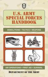 U S Army Special Forces Handbook Book PDF