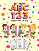 Dot Markers ABC 123 Activity Book for Kids