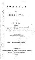 Romance and Reality PDF