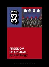 Devo's Freedom of Choice