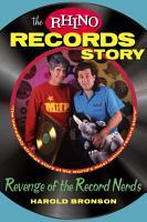 The Rhino Records Story PDF