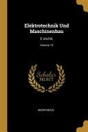 Elektrotechnik Und Maschinenbau  E Und M   PDF