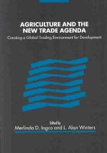 Agriculture and the New Trade Agenda PDF