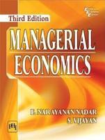 MANAGERIAL ECONOMICS  Third Edition PDF