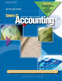 Century 21 Accounting  Multicolumn Journal  2012 Update PDF