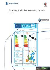 Strategic Nordic Products – Heat pumps: Nordsyn