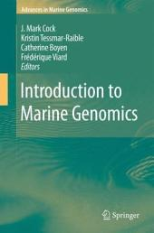 Introduction to Marine Genomics