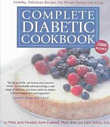 Complete Diabetic Cookbook Book PDF