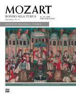 Rondo alla Turca  from Sonata No  11  K  331 300i  PDF