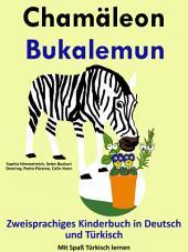 Chamäleon - Bukalemun: Zweisprachiges Kinderbuch in Deutsch und Türkisch.: Mit Spaß Türkisch lernen
