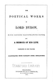 The Poetical Works of Lord Byron: Complete