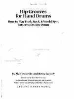Hip Grooves for Hand Drums PDF