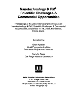 Nanotechnology & PM2, Scientific Challenges & Commercial Opportunities