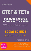DP s CTET SERIES  SOCIAL SCIENCE LAST YEAR PAPERS AND MODEL PRACTICE PAPERS  CLASS 5 8  PDF