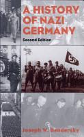 A History of Nazi Germany PDF