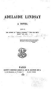 Adelaide Lindsay: A Novel