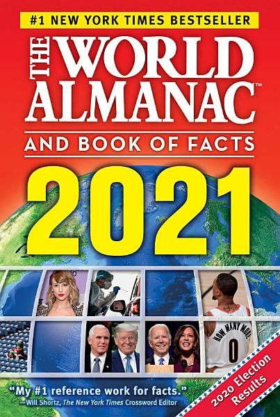 Download The World Almanac and Book of Facts 2021 Book