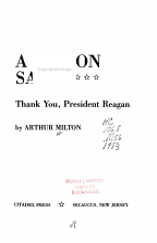 A Nation Saved PDF