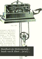 Handbuch der Elektrotechnik: Band 12