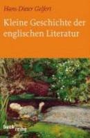 Kleine Geschichte der englischen Literatur PDF