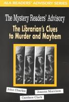 The Mystery Readers  Advisory PDF