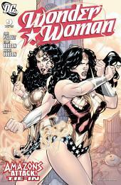 Wonder Woman (2006-) #9