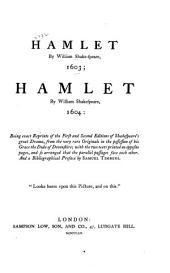 Hamlet: 1603, 1604