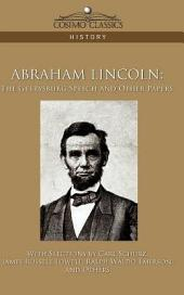 Abraham Lincoln: The Gettysburg Speech A