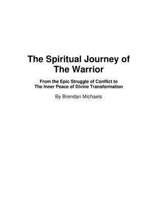 The Spiritual Journey of the Warrior PDF