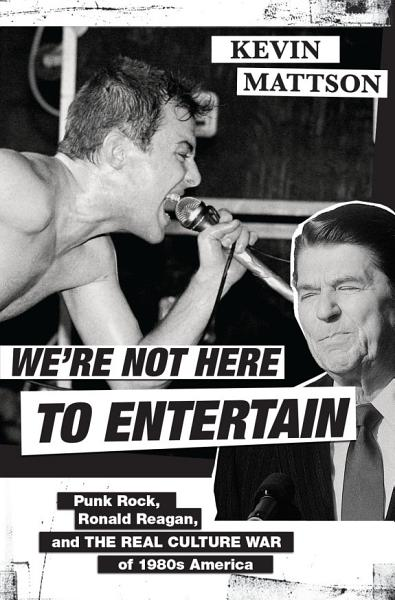 Download We re Not Here to Entertain Book