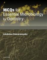 MCQs for Essentials Microbiology for Dentistry E book PDF
