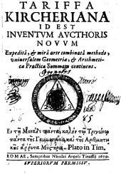 Expedita, et mir a arte combinata methodo, universalem geometriae, et arithmeticae practicae summam continens: 1
