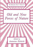 Old and New Forces of Nature PDF